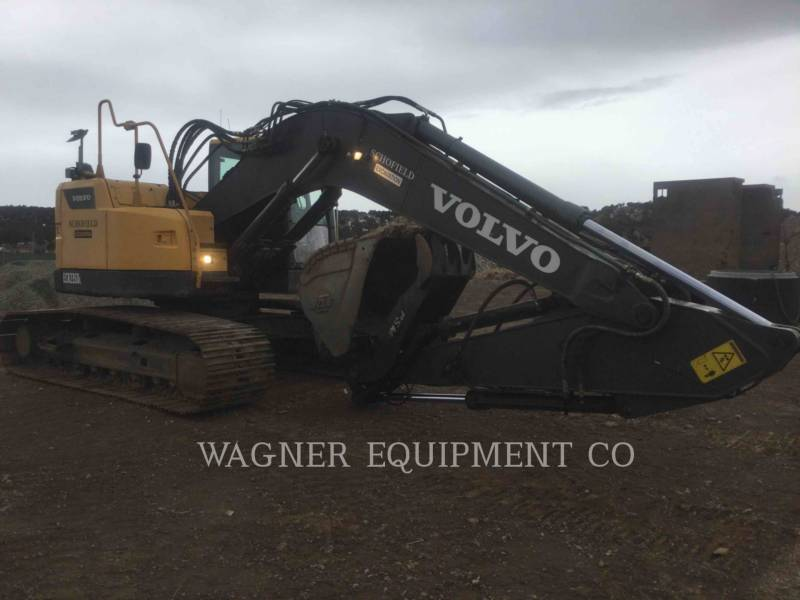 VOLVO CONSTRUCTION EQUIPMENT KETTEN-HYDRAULIKBAGGER ECR 235DL equipment  photo 2