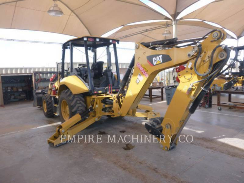 CATERPILLAR バックホーローダ 420F24EOIP equipment  photo 3