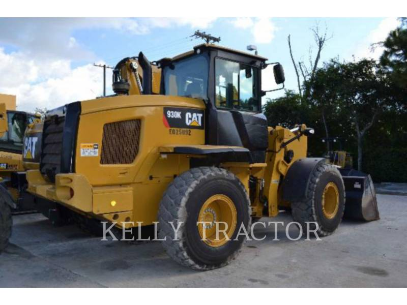 CATERPILLAR PALE GOMMATE/PALE GOMMATE MULTIUSO 930K equipment  photo 2