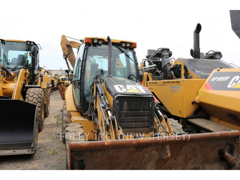 CATERPILLAR BACKHOE LOADERS 420E ITX equipment  photo 4