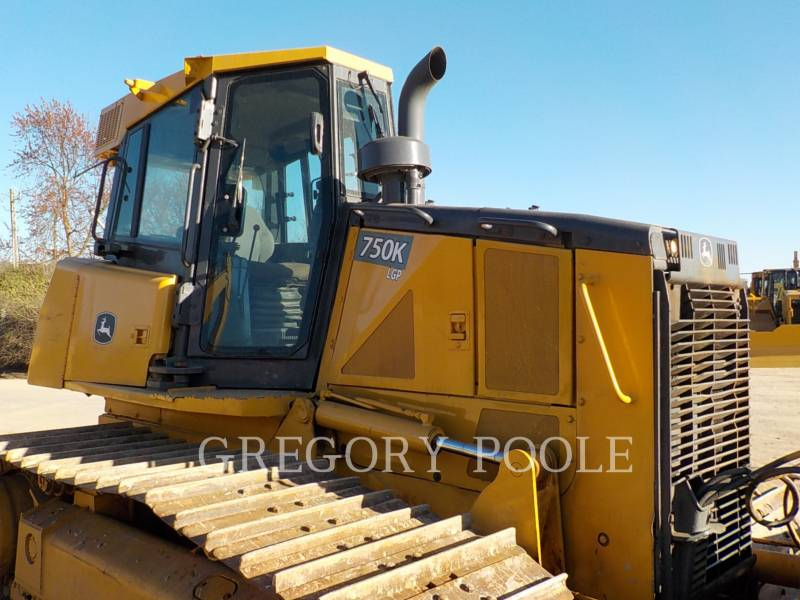 DEERE & CO. KETTENDOZER 750K LGP equipment  photo 6
