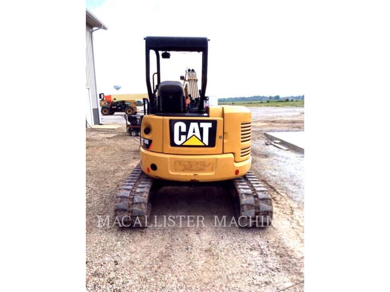 CATERPILLAR TRACK EXCAVATORS 305E equipment  photo 4