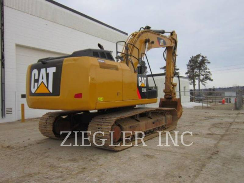 CATERPILLAR TRACK EXCAVATORS 336ELH2 equipment  photo 4