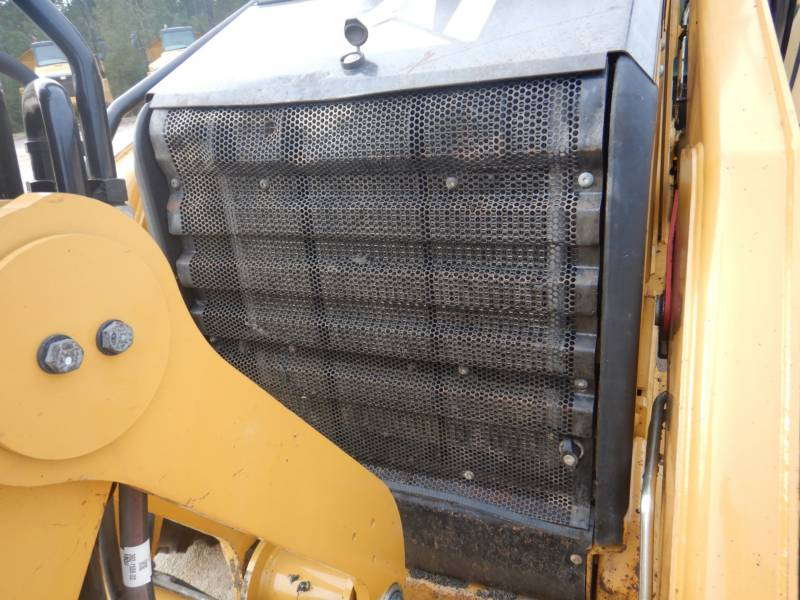 CATERPILLAR GRAAF-LAADCOMBINATIES 420FST equipment  photo 20