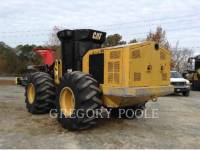 CATERPILLAR FORESTRY - FELLER BUNCHERS - WHEEL 573C equipment  photo 18