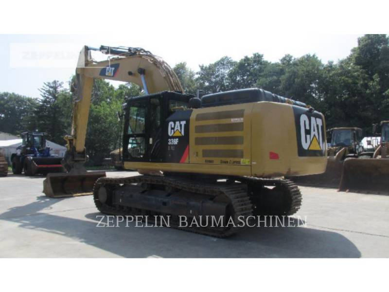 CATERPILLAR RUPSGRAAFMACHINES 336FLXE equipment  photo 3