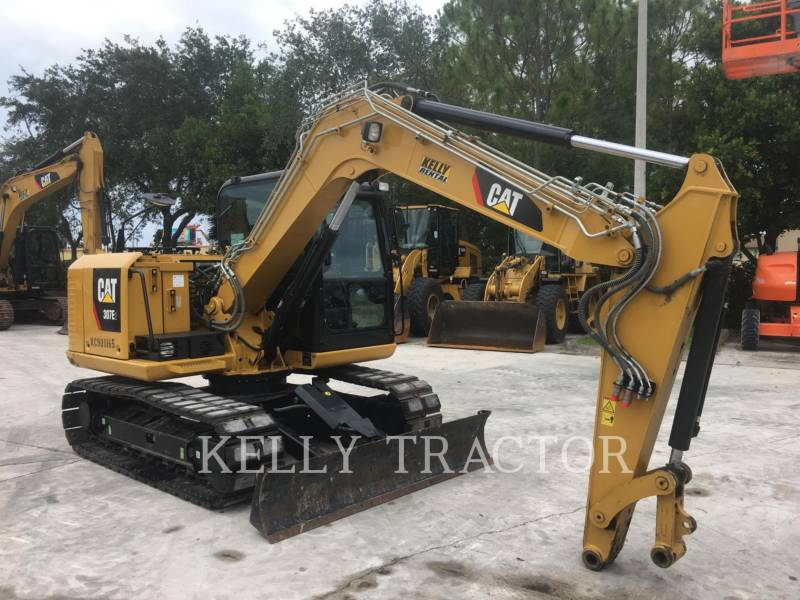 CATERPILLAR TRACK EXCAVATORS 307E2 equipment  photo 14