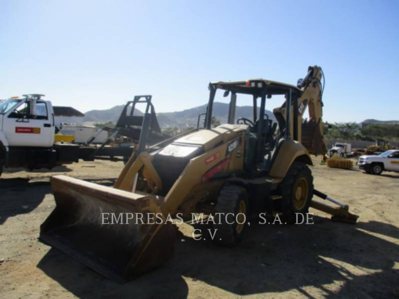 CATERPILLAR BACKHOE LOADERS 420F2STLRC equipment  photo 3