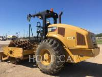 CATERPILLAR VIBRATORY SINGLE DRUM ASPHALT CP56B equipment  photo 3