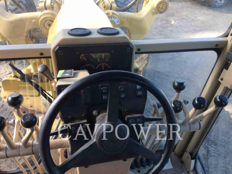 CATERPILLAR MOTORGRADERS 143H equipment  photo 8