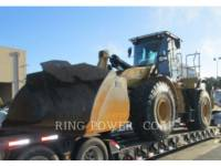 Equipment photo CATERPILLAR 966MQC RADLADER/INDUSTRIE-RADLADER 1