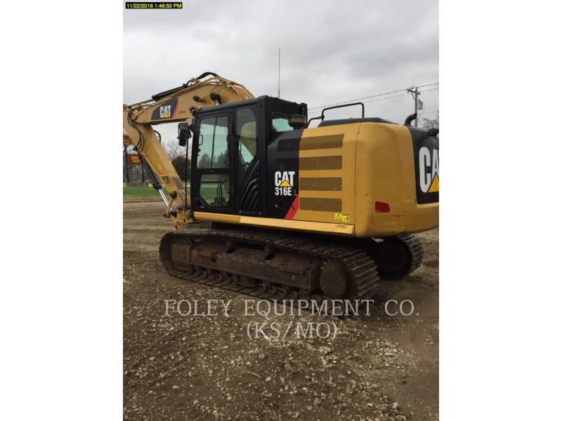 CATERPILLAR トラック油圧ショベル 316EL9 equipment  photo 3