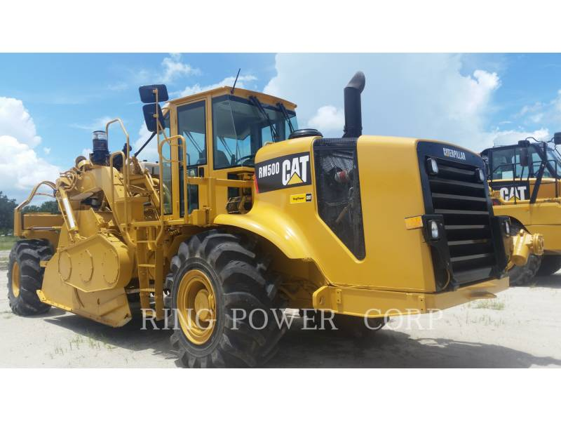 CATERPILLAR STABILIZATORY / ODZYSKIWACZE RM-500 equipment  photo 2