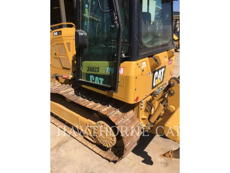 CATERPILLAR TRACTEURS SUR CHAINES D4K2 CAB equipment  photo 6