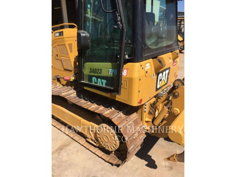 CATERPILLAR TRATORES DE ESTEIRAS D4K2 equipment  photo 6