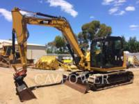 Equipment photo CATERPILLAR 308ECRSB TRACK EXCAVATORS 1