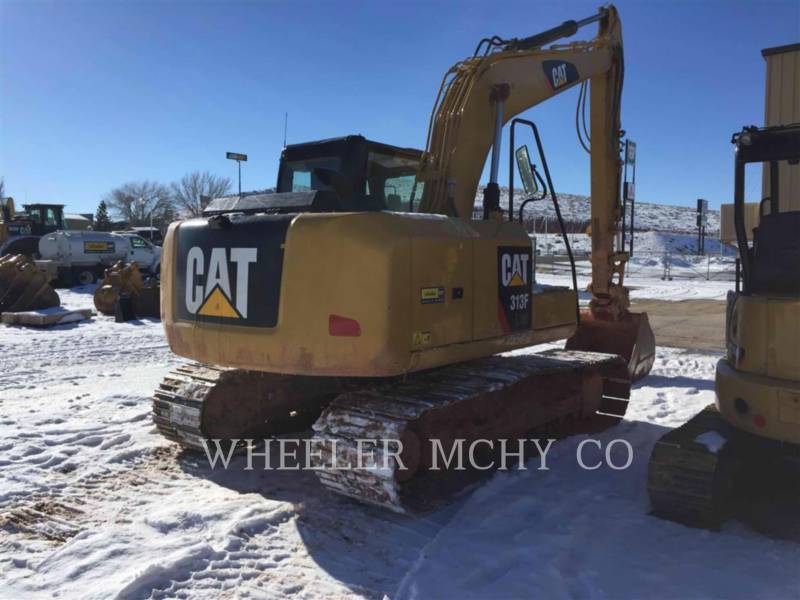 CATERPILLAR PELLES SUR CHAINES 313F GC CF equipment  photo 4
