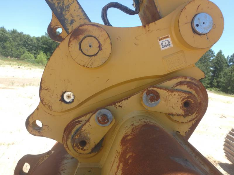 CATERPILLAR TRACK EXCAVATORS 349ELVG equipment  photo 8