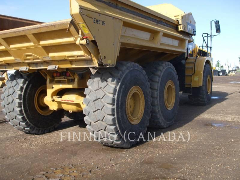 CATERPILLAR アーティキュレートトラック 740BEJ equipment  photo 4