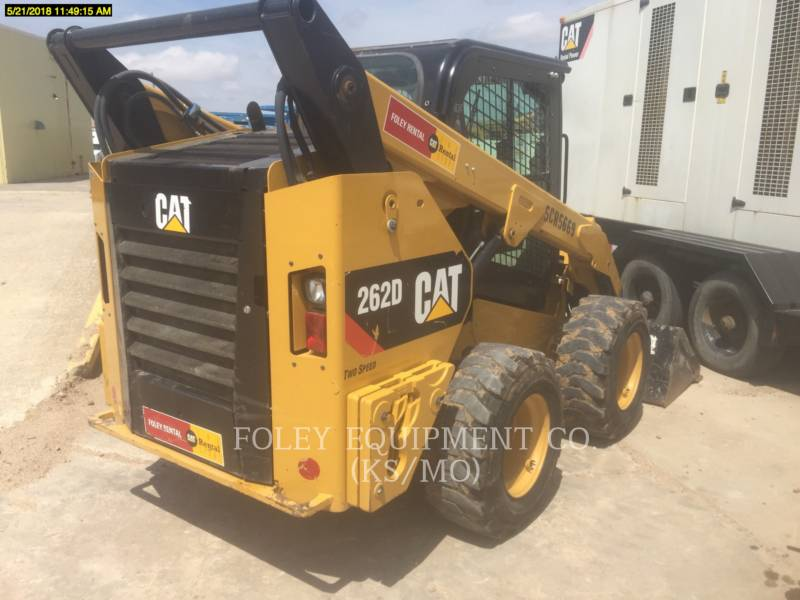 CATERPILLAR CHARGEURS COMPACTS RIGIDES 262DSTD2CA equipment  photo 3