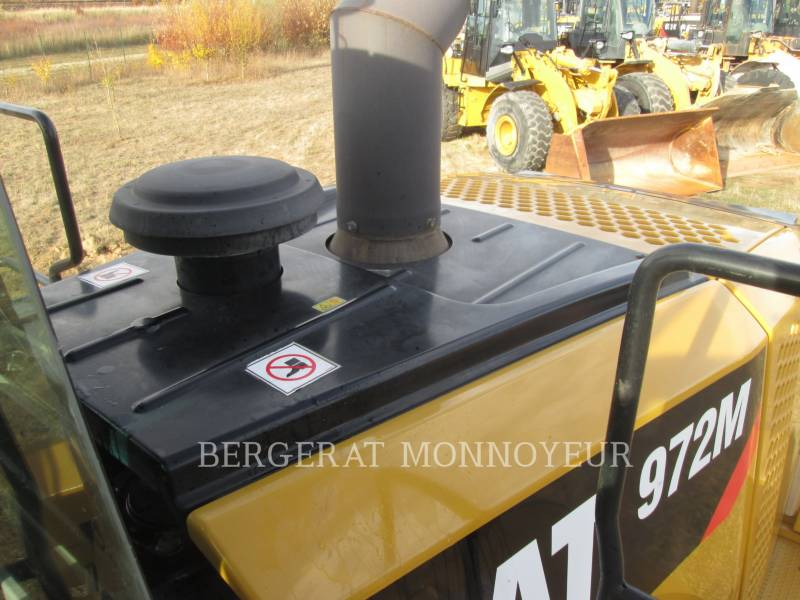 CATERPILLAR WHEEL LOADERS/INTEGRATED TOOLCARRIERS 972M equipment  photo 17