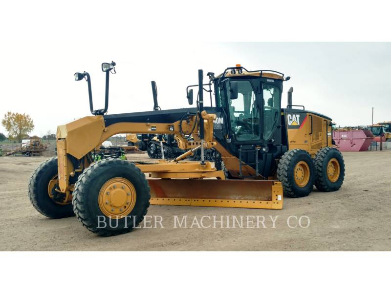 CATERPILLAR モータグレーダ 140 M AWD VHP PLUS equipment  photo 1
