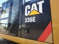 CATERPILLAR PELLES SUR CHAINES 336EL equipment  photo 23