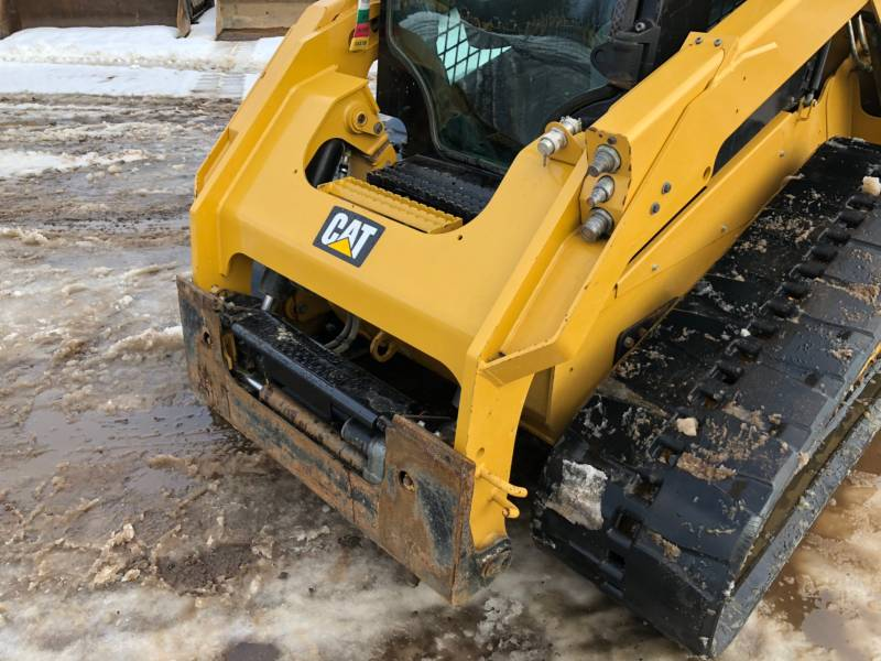 CATERPILLAR MULTI TERRAIN LOADERS 289D equipment  photo 16