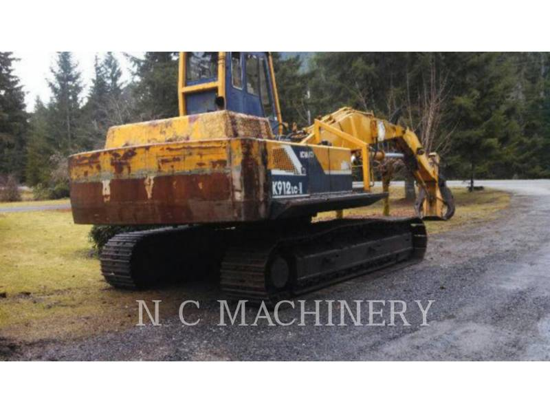 KOBELCO / KOBE STEEL LTD FOREST MACHINE K912 equipment  photo 5