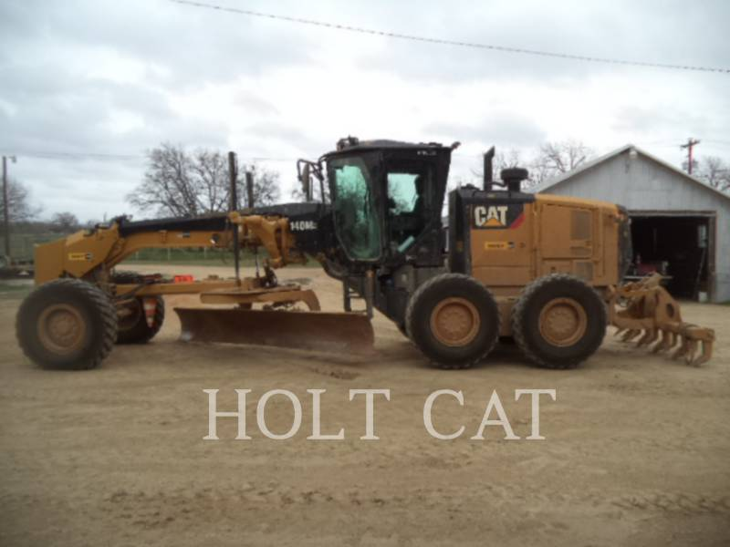 CATERPILLAR MOTORGRADER 140M3 equipment  photo 1