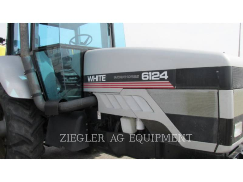 AGCO-WHITE/NEW IDEA TRACTORES AGRÍCOLAS 6124 equipment  photo 3