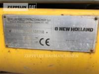 FORD / NEW HOLLAND ESCAVADEIRAS E245 equipment  photo 6
