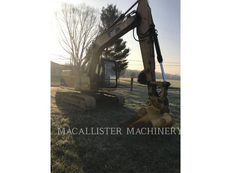 CATERPILLAR EXCAVADORAS DE CADENAS 311DLRR equipment  photo 2