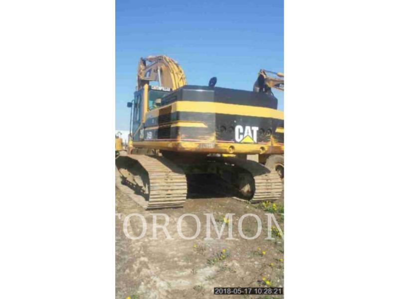 CATERPILLAR ESCAVATORI CINGOLATI 345BII equipment  photo 4