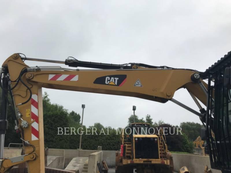 CATERPILLAR WHEEL EXCAVATORS M313D equipment  photo 18