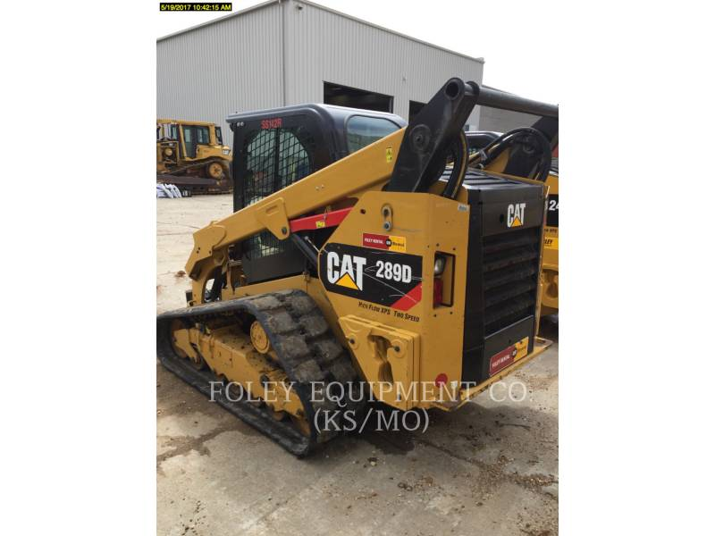 Caterpillar MINIÎNCĂRCĂTOARE RIGIDE MULTIFUNCŢIONALE 289DXPS2CA equipment  photo 4