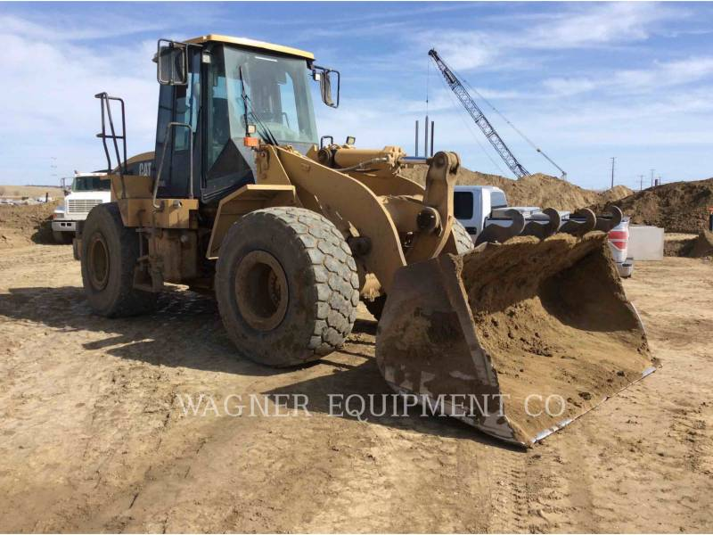 CATERPILLAR WHEEL LOADERS/INTEGRATED TOOLCARRIERS 950G II equipment  photo 2
