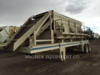 Equipment photo MISCELLANEOUS MFGRS SCREEN CRUSHERS 1