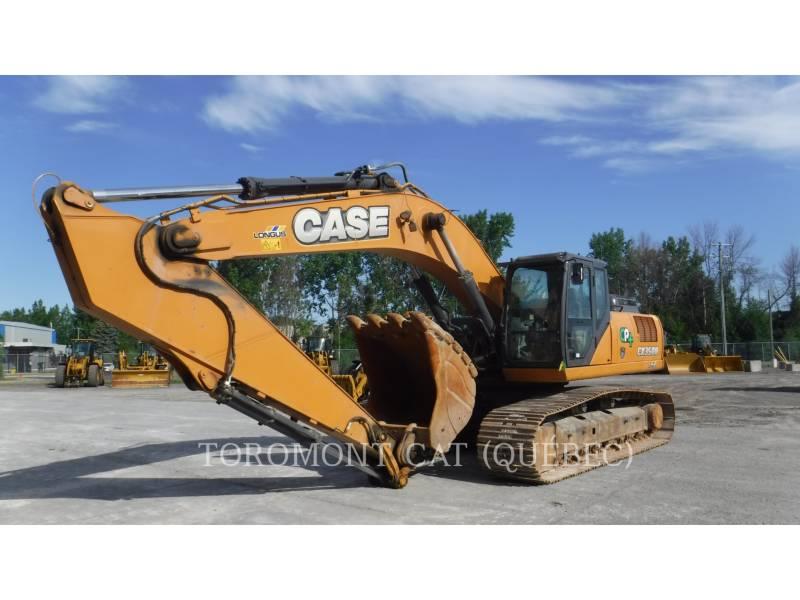 CASE TRACK EXCAVATORS CX350B equipment  photo 1