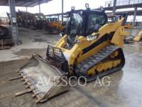CATERPILLAR CHARGEURS COMPACTS RIGIDES 289C HF equipment  photo 1
