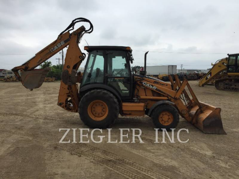CASE/NEW HOLLAND BACKHOE LOADERS 590SUPERM equipment  photo 5