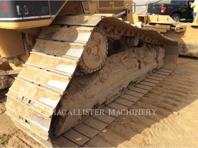 CATERPILLAR TRACK TYPE TRACTORS D6N LGP equipment  photo 17