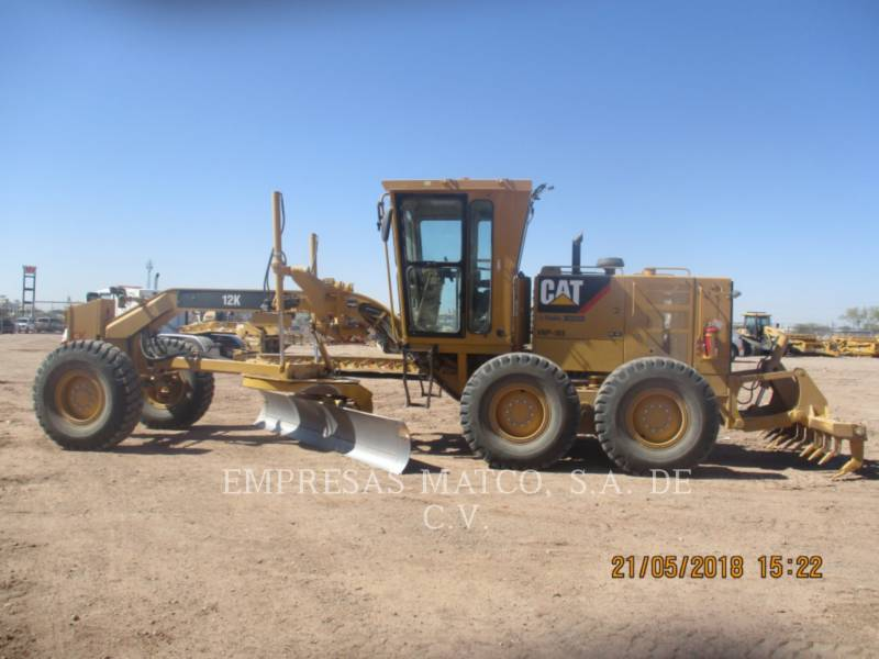 CATERPILLAR MOTORGRADER 12K equipment  photo 4