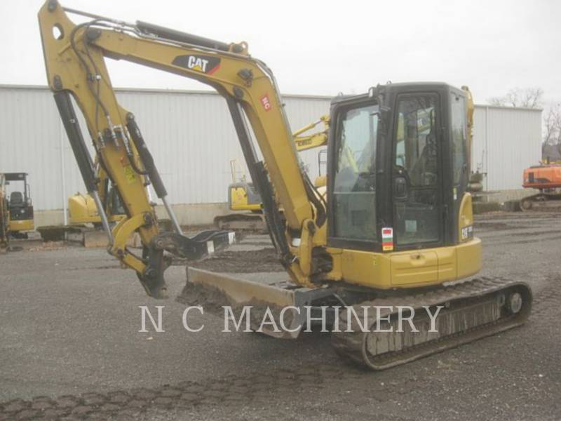 CATERPILLAR KETTEN-HYDRAULIKBAGGER 305E2CR equipment  photo 1