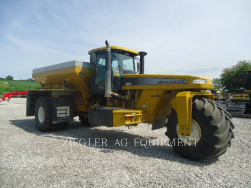 AG-CHEM FLOATERS 6203 equipment  photo 6
