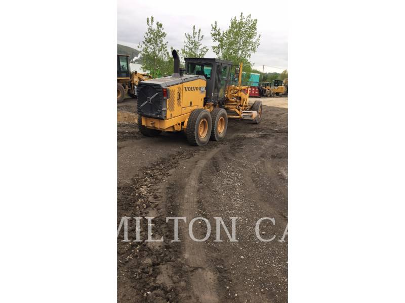 VOLVO CONSTRUCTION EQUIPMENT MOTORGRADER G726B equipment  photo 4