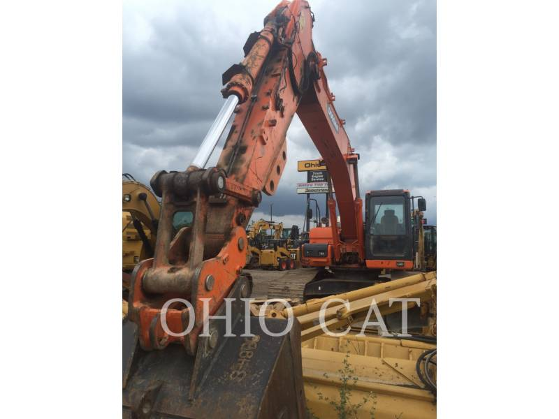 DAEWOO KETTEN-HYDRAULIKBAGGER DX255LC equipment  photo 4