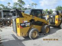 CATERPILLAR SCHRANKLADERS 262D equipment  photo 1