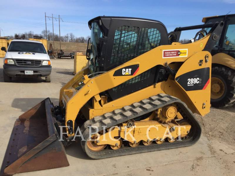CATERPILLAR MULTI TERRAIN LOADERS 289C2C3TL2 equipment  photo 2