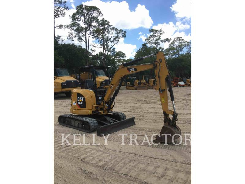CATERPILLAR KETTEN-HYDRAULIKBAGGER 304E2CR equipment  photo 9